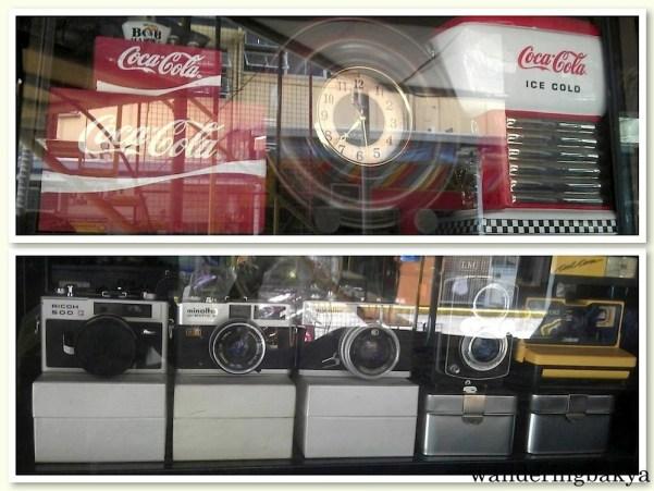 Vintage Coca-Cola items and cameras for sale – Cubao Expo