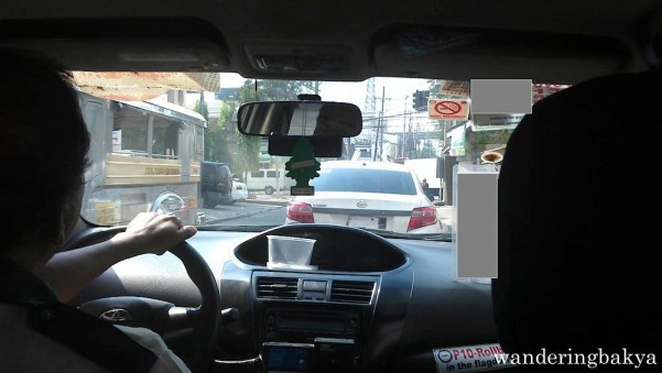 Metro Manila Taxi