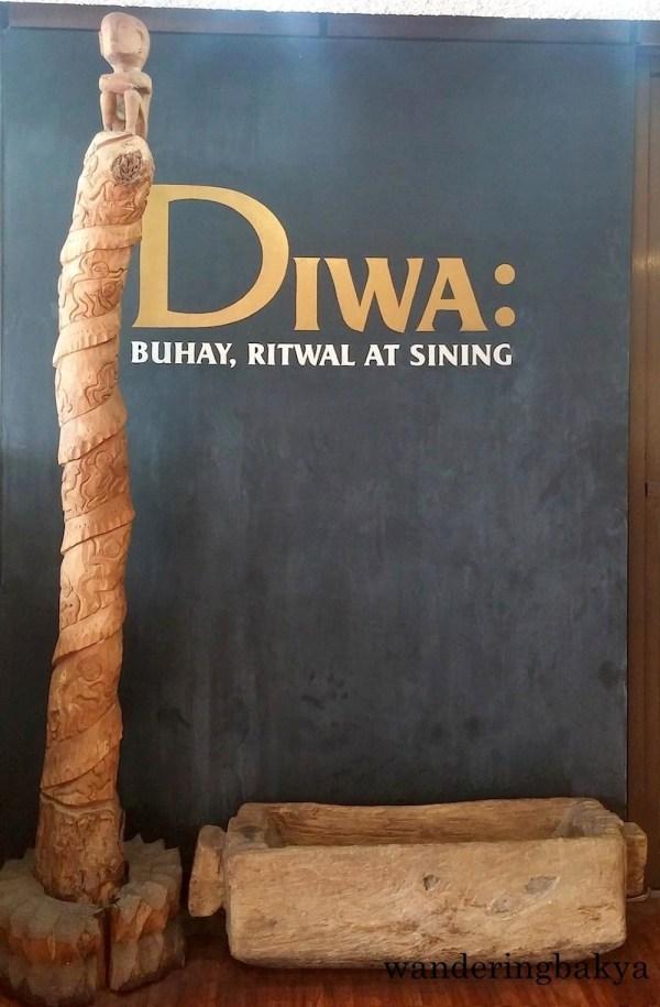 Diwa: Buhay, Ritwal at Sining (Spirit: Life, Ritual and Art)