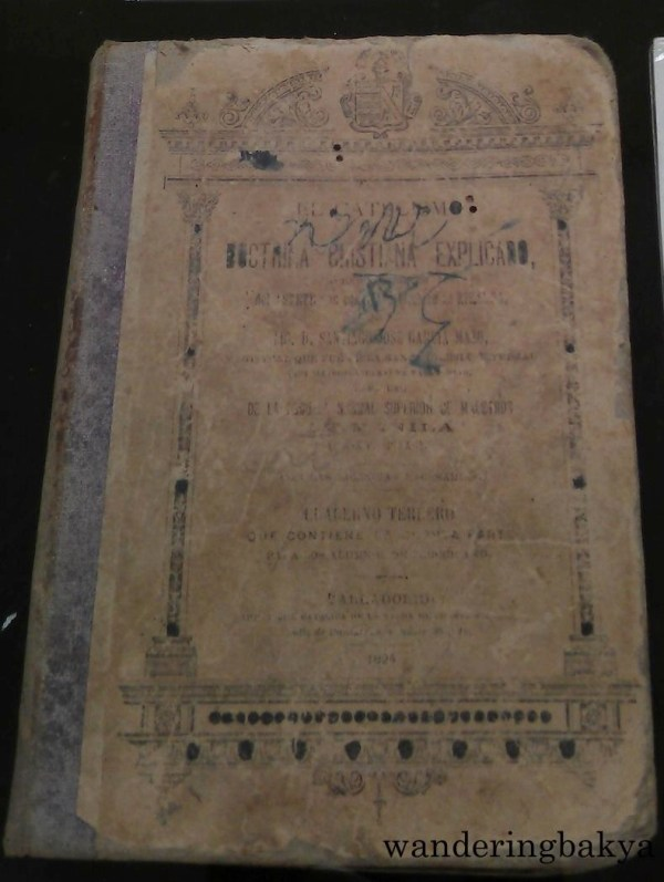 Doctrina Cristiana Explicado (Christian Doctrine Explained), published in 1894.