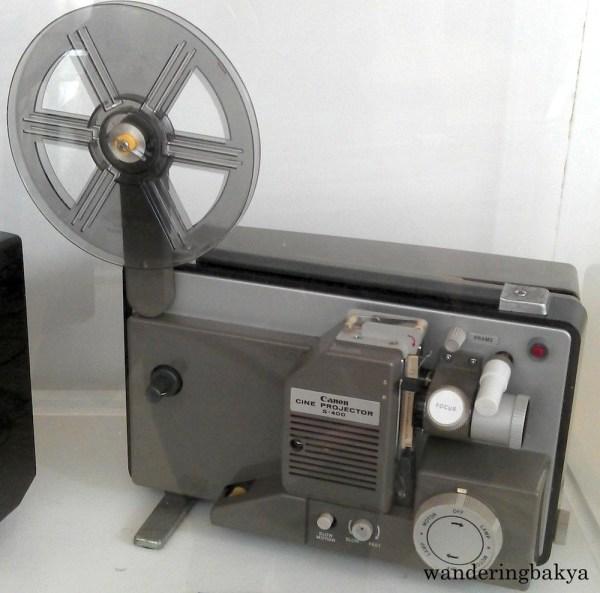 Canon Cine Projector S-400, 1965