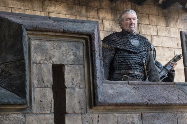 """Game of Thrones' Brynden """"The Blackfish"""" Tully (Clive Russell). Photo from ibtimes.com"""