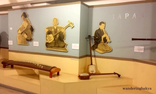 Cultural Center of the Philippines collection of Japanese Traditional Musical Instruments