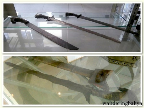 Kris Swords from Southern Philippines. Top photo by Che.