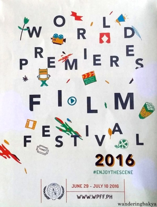 World Premieres Film Festival 2016