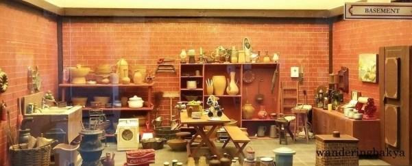 Miniature basement
