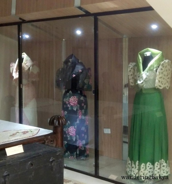 Filipiniana gowns of Doña Aurora Quezon