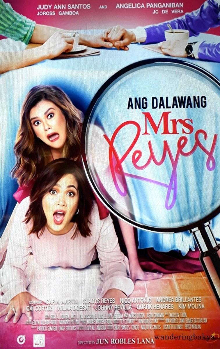 Ang Dalawang Mrs. Reyes – Hugot Edition