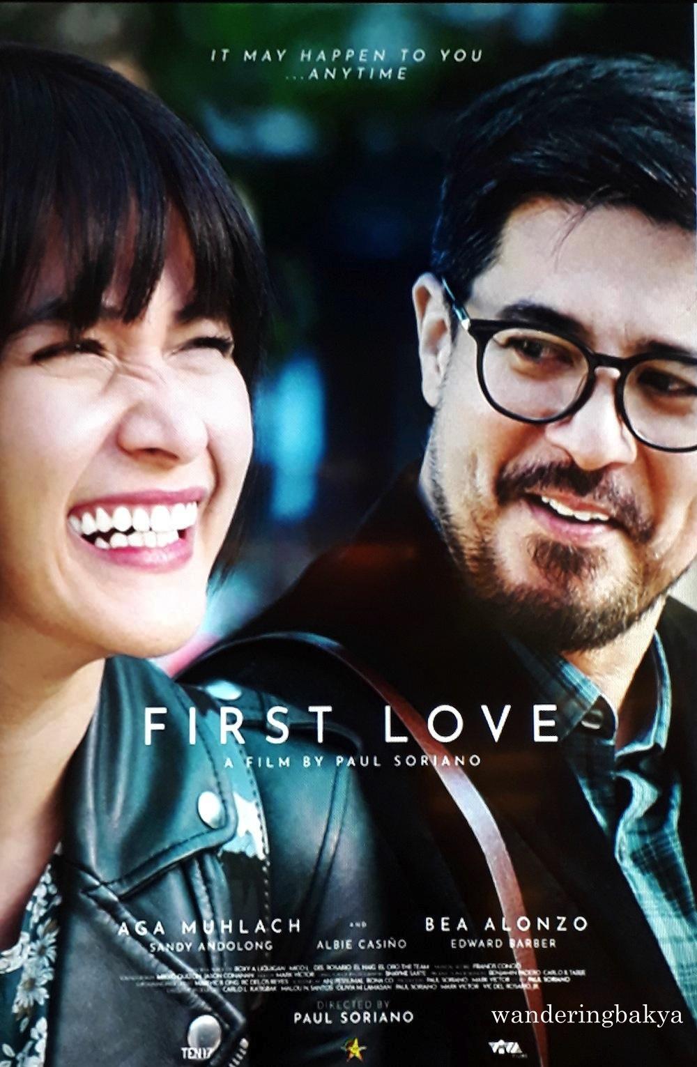 First Love – Hugot Edition – Wandering Bakya