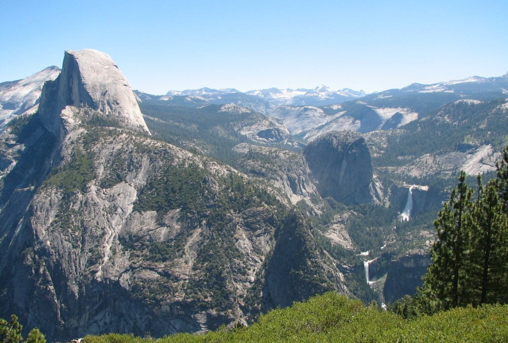 Don't Miss the Wonders on the Glacier Point Road in Yosemite National Park