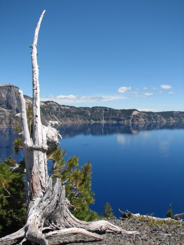Magical Views from Wizard Island in Crater Lake NPS