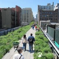 Matt Emerson WBNL NYC High Line Laura and Townsy