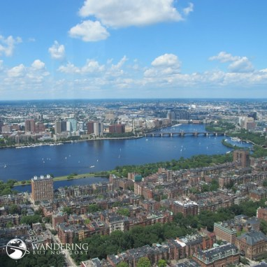 THE FREEDOM TRAIL IN THE BOSTON NATIONAL HISTORIC PARK IS A 2.5 MILE TREK THROUGH HISTORY