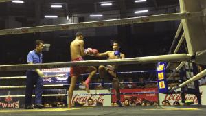 Thai Boxing at Rajdamnern Stadium