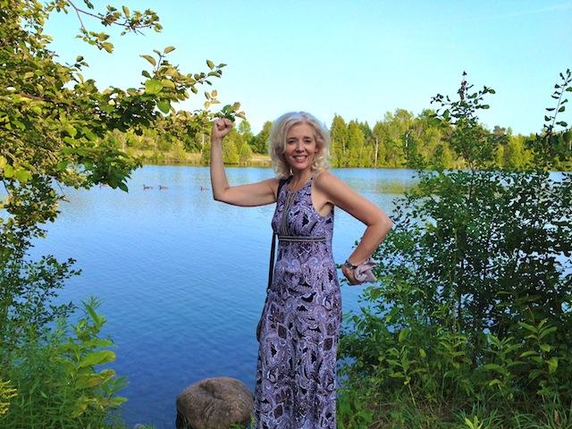 Luxury travel blogger Wandering Carol