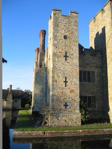 Following the Anne Boleyn Trail, Hever Castle, England
