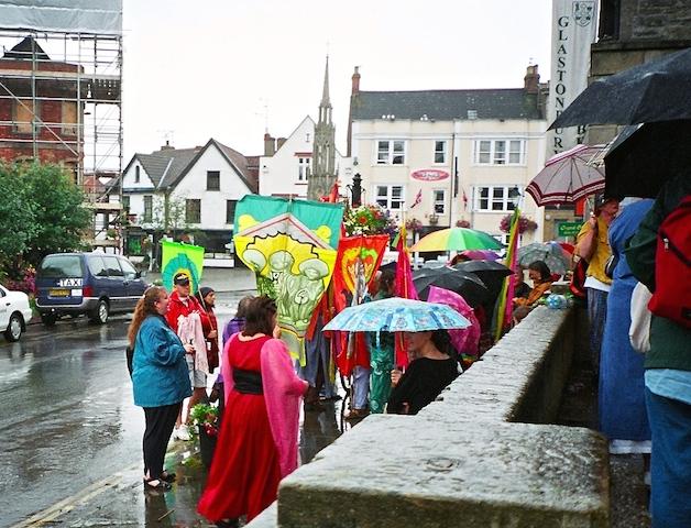 Pilgrimage to Glastonbury, Goddess Conference