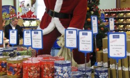 Santa and 10 things you might not know about chocolate