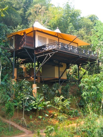 Glamping Golden Triangle Thailand