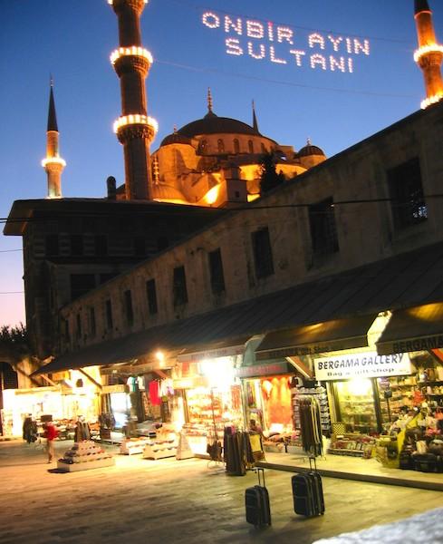 Istanbul-at-Night-Turkey solo
