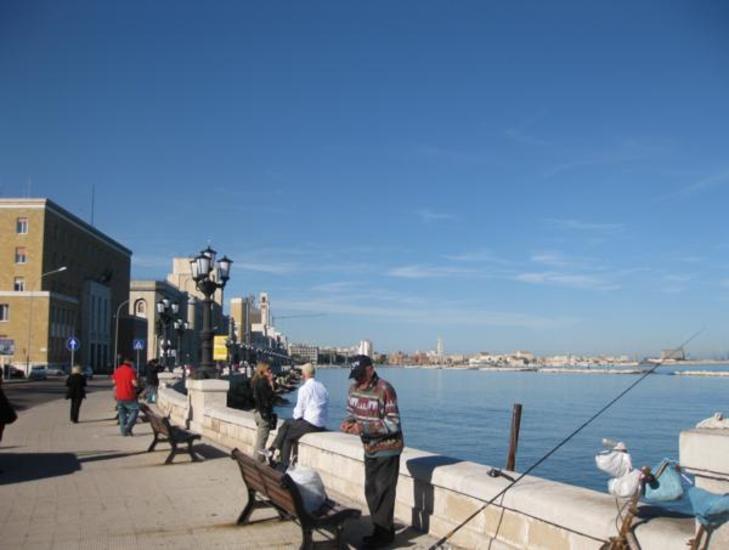 Photo tour of Puglia, Molfetta on the coast of Italy