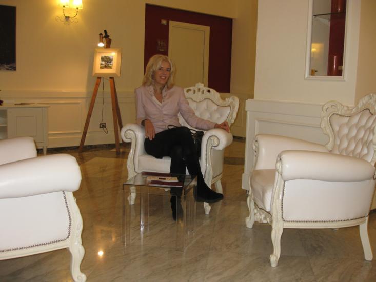 Photo tour of Puglia: Oriente Hotel in Bari