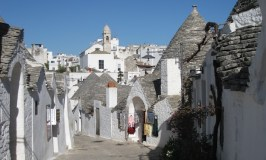 Photo tour of Puglia, Italy: Alberobello, Trulli