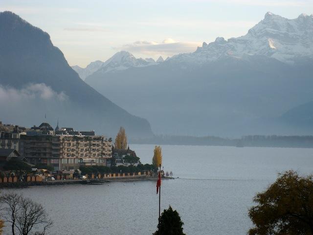 Swiss spas high tech wellness at Lake Geneva
