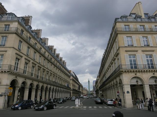 Best neighbourhoods in Paris, rue Rivoli