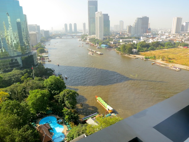 Choosing a hotel in Bangkok on the Chao Praya River