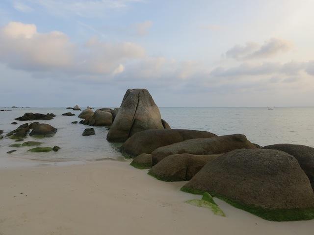 Life lessons learned on a beach in Koh Samui Lamai Beach