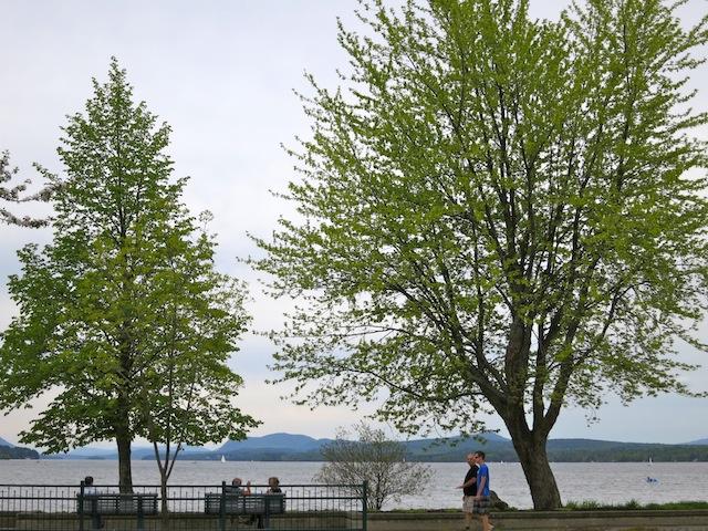 Lake Memphremagog Eastern Townships