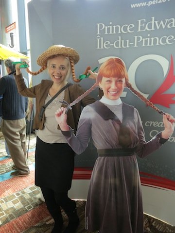 My Anne of Green Gables moment