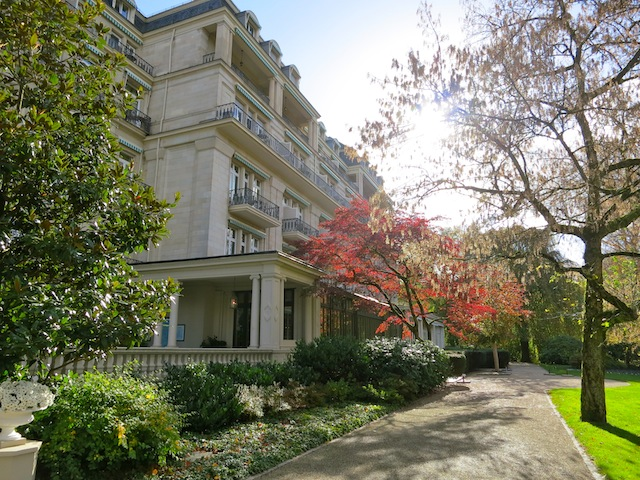 Baden-Baden honeymoon at Brenners Park Hotel, one of the top spa hotels in Europe