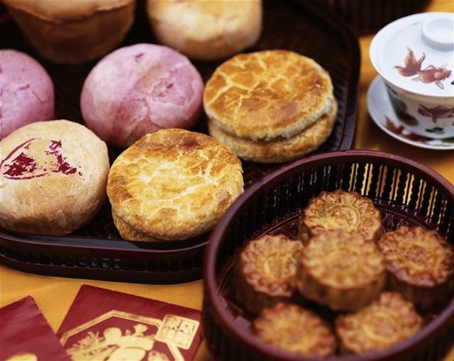 Hong Kong traditional baked goods