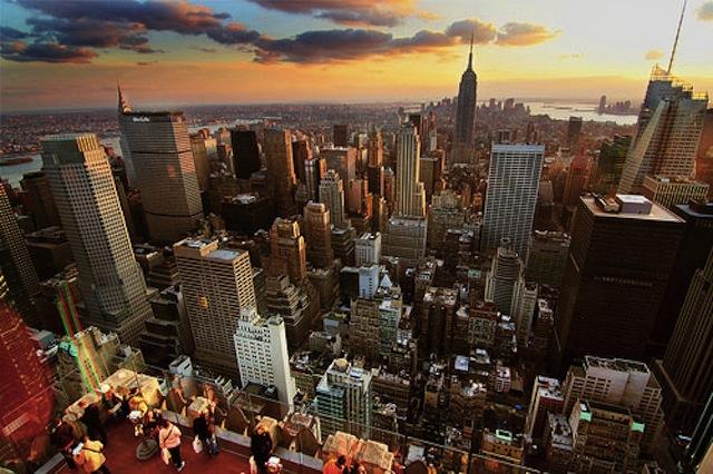 New York free luxury travel