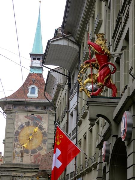 Free luxury travel in Bern