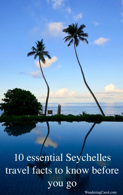 10 Essential Seychelles Travel Facts. Things to know before you take that tropical island vacation.