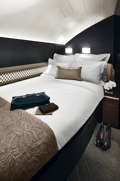 The Residence by Etihad bedroom