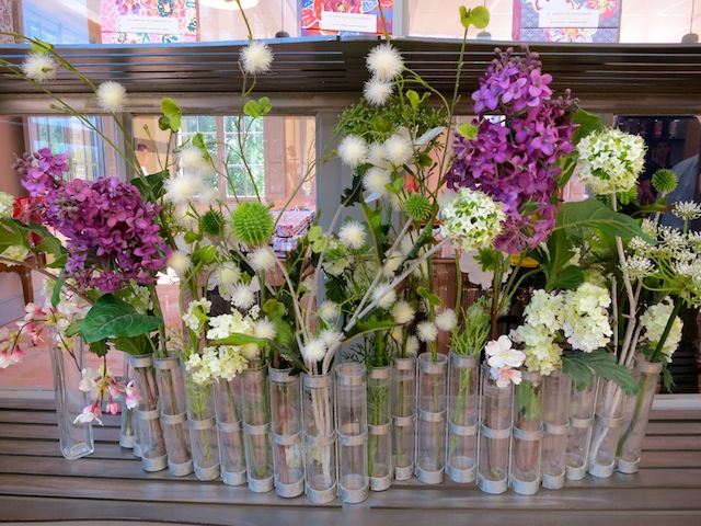 Flowers at Fragonard Perfume Factory