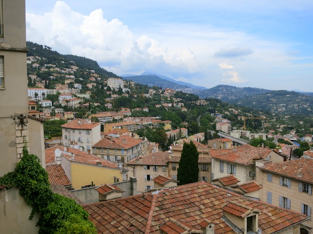 One day in Grasse France