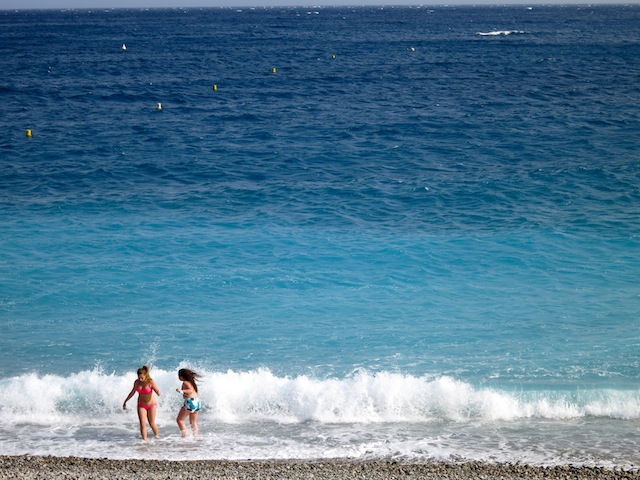 Things to do in the South of France, go to the beach