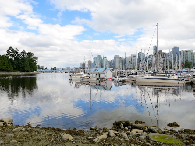 Things to do in Canada: visit Stanley Park