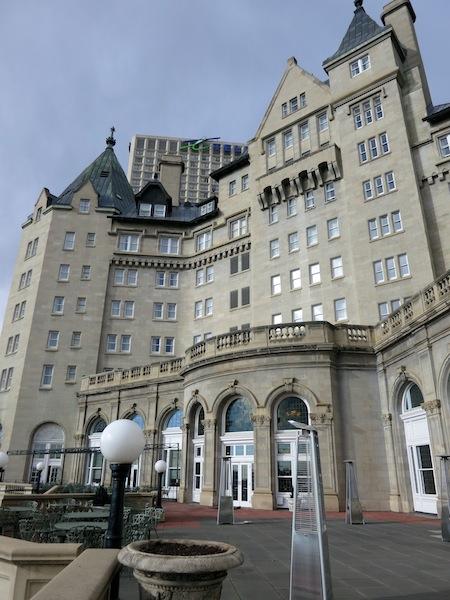 Fairmont Hotel Macdonald hotel in Edmonton Canada