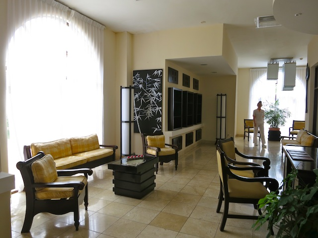 Luxury Cuba vacation The spa at Iberostar Ensenachos