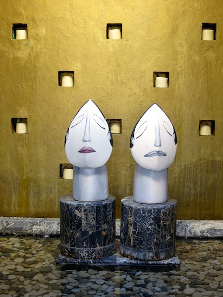 Modern art at Paradisus Palma Real
