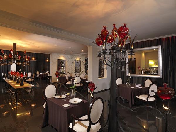 Passion restaurant, Paradisus Palma Real, a tropical island luxury resort