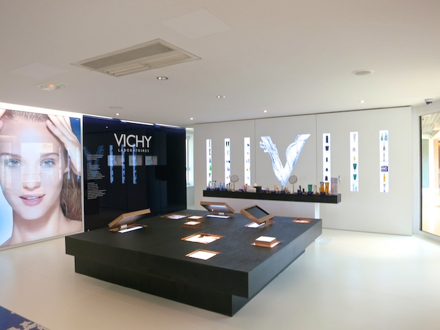 Laboratoires Vichy, easy way to spa in Vichy, France