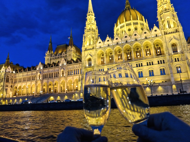 Luxury things to do Budapest private river cruise Danube Dunarama