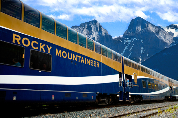 Rocky Mountaineer Routes